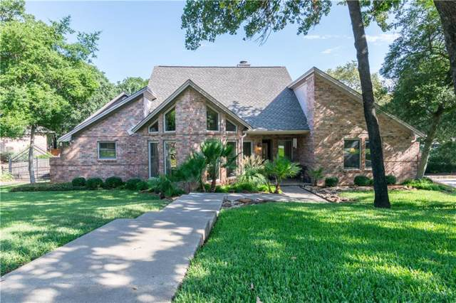 3076 High Ridge Drive, Grapevine, TX 76051 (MLS #14161513) :: All Cities Realty