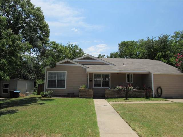 6475 Lindell Avenue, Fort Worth, TX 76116 (MLS #14161515) :: Kimberly Davis & Associates