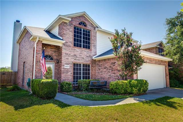 10604 Cloisters Drive, Fort Worth, TX 76131 (MLS #14161523) :: RE/MAX Town & Country
