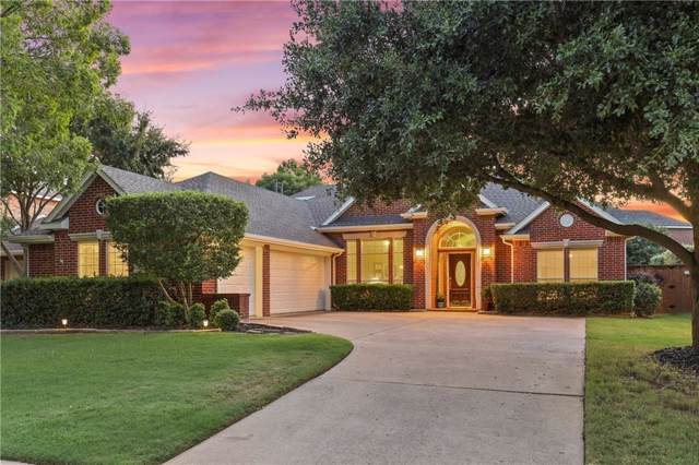 4709 Largo Drive, Flower Mound, TX 75028 (MLS #14161527) :: The Tierny Jordan Network