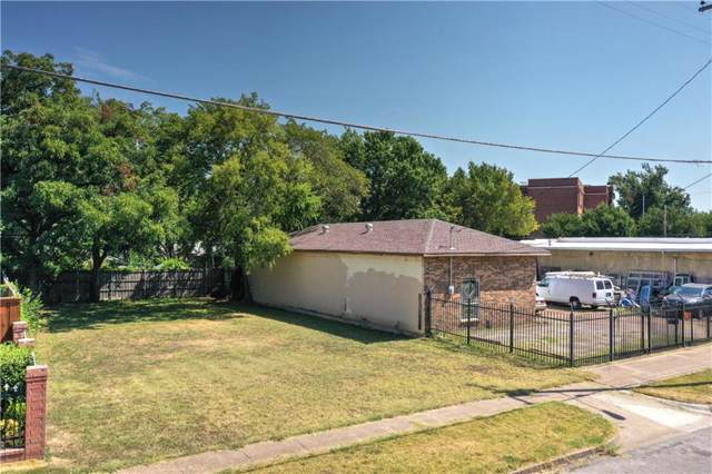 105 W 9th Street, Dallas, TX 75208 (MLS #14161531) :: The Mitchell Group