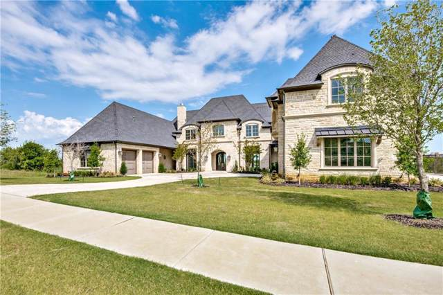 2320 Lilac Lane, Frisco, TX 75034 (MLS #14161538) :: The Heyl Group at Keller Williams