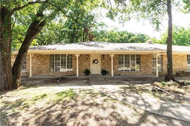 550 Forrest Lane, Corsicana, TX 75110 (MLS #14161544) :: Kimberly Davis & Associates