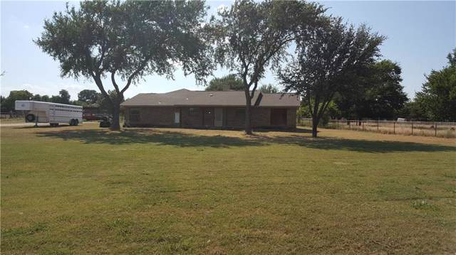 2159 Country Club Road, Lucas, TX 75002 (MLS #14161555) :: Team Tiller