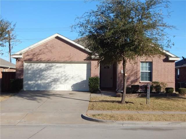 901 Lone Pine Drive, Little Elm, TX 75068 (MLS #14161558) :: Tenesha Lusk Realty Group