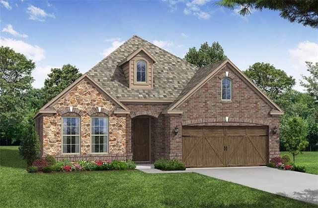 3257 Lakewood Bluffs Trail, Lewisville, TX 75010 (MLS #14161580) :: The Heyl Group at Keller Williams