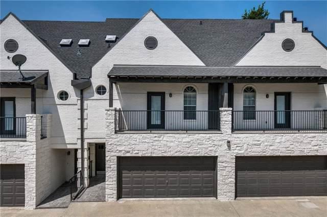 6015 Oram Street F, Dallas, TX 75206 (MLS #14161604) :: The Star Team | JP & Associates Realtors