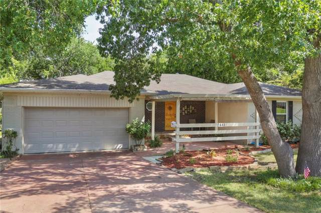 2441 Telegraph Avenue, Dallas, TX 75228 (MLS #14161632) :: Robbins Real Estate Group