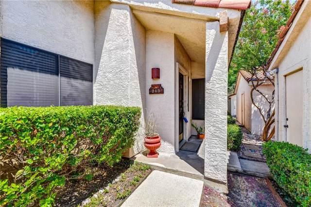 559 Ranch Trail #213, Irving, TX 75063 (MLS #14161651) :: Tenesha Lusk Realty Group