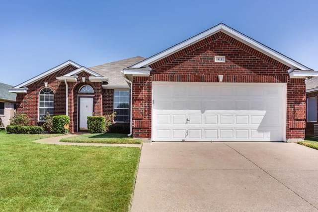 411 Milton Drive, Arlington, TX 76002 (MLS #14161658) :: Vibrant Real Estate