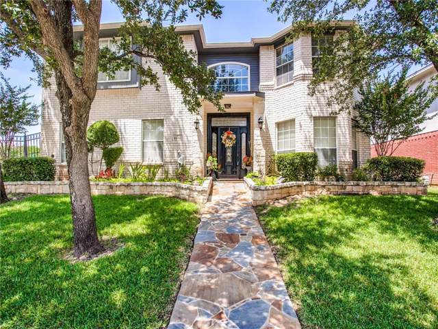 1111 Bonanza Court, Arlington, TX 76001 (MLS #14161671) :: The Hornburg Real Estate Group