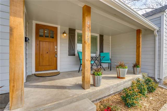 4000 Calmont Avenue, Fort Worth, TX 76107 (MLS #14161681) :: The Mitchell Group