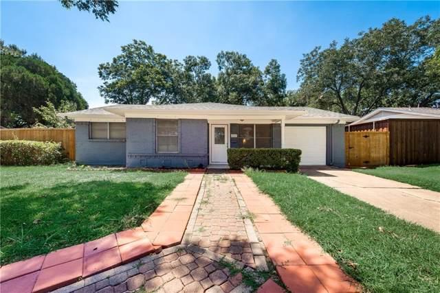 534 La Salle Drive, Richardson, TX 75081 (MLS #14161684) :: Acker Properties