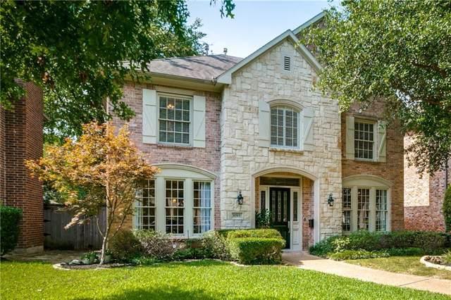 2717 Rosedale Avenue, University Park, TX 75205 (MLS #14161685) :: Robbins Real Estate Group