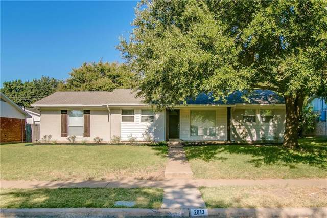2013 Sandy Trail, Richardson, TX 75080 (MLS #14161693) :: Team Hodnett