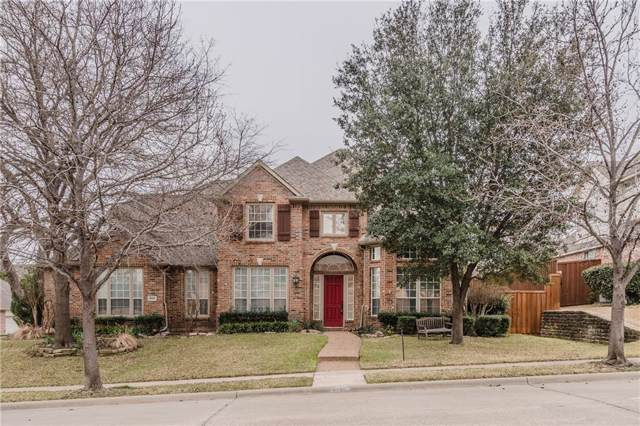 8008 Lynchburg Drive, Plano, TX 75025 (MLS #14161694) :: RE/MAX Town & Country