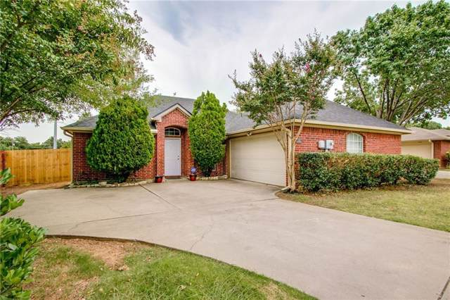 1968 Hobart Lane, Lewisville, TX 75067 (MLS #14161698) :: The Rhodes Team
