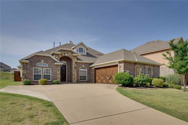 8725 Hornbeam Drive, Fort Worth, TX 76123 (MLS #14161707) :: The Tierny Jordan Network