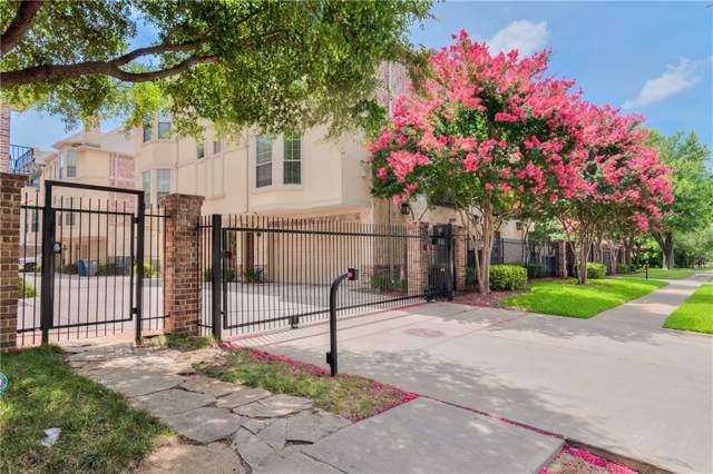 1910 Hope Street #12, Dallas, TX 75206 (MLS #14161724) :: Kimberly Davis & Associates