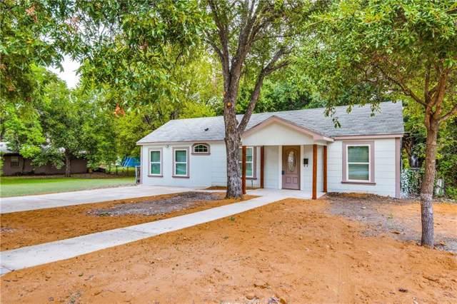 402 31st Street, Grand Prairie, TX 75050 (MLS #14161733) :: Kimberly Davis & Associates
