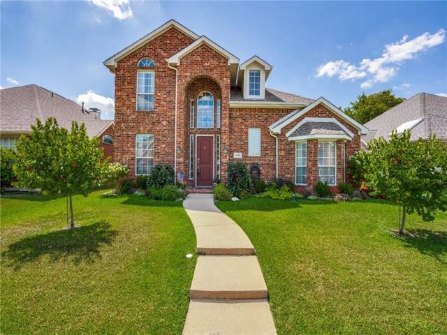 3418 Telluride Drive, Mckinney, TX 75070 (MLS #14161734) :: The Good Home Team