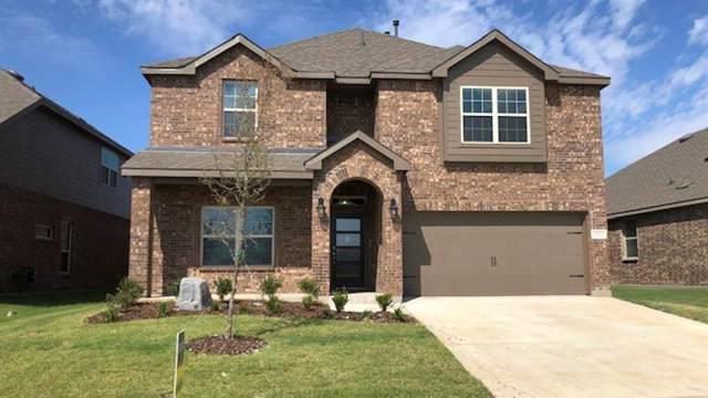 11137 Blaze Street, Aubrey, TX 76227 (MLS #14161748) :: Real Estate By Design