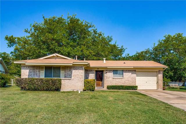 1429 Francis Lane, Plano, TX 75074 (MLS #14161783) :: Hargrove Realty Group