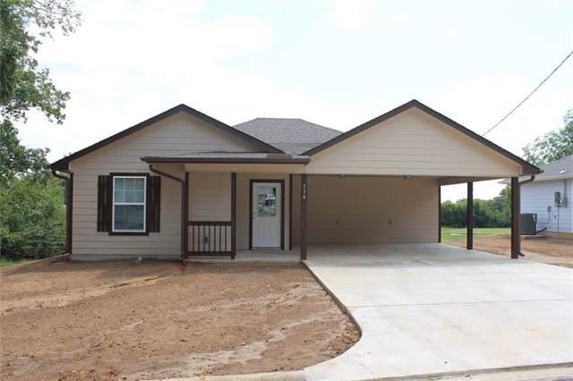 114 Wade Street E, Whitesboro, TX 76273 (MLS #14161809) :: NewHomePrograms.com LLC