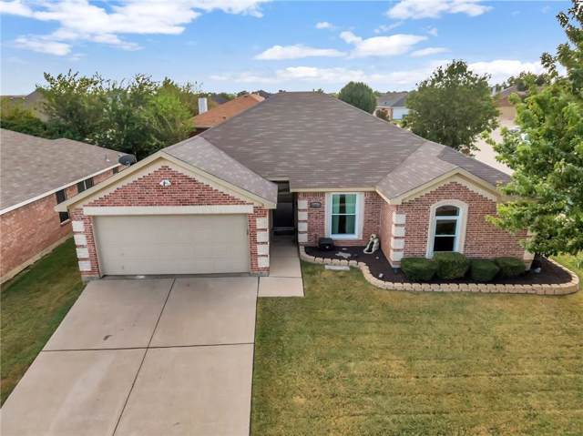 8004 Blue Duck Trail, Arlington, TX 76002 (MLS #14161837) :: Baldree Home Team