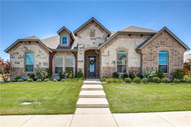 121 St Elias Drive, Burleson, TX 76028 (MLS #14161866) :: The Mitchell Group