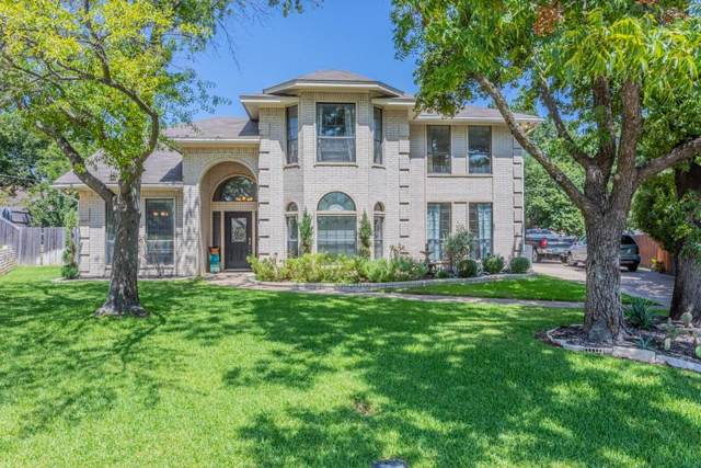 1253 Stonehill Court, Kennedale, TX 76060 (MLS #14161898) :: The Hornburg Real Estate Group