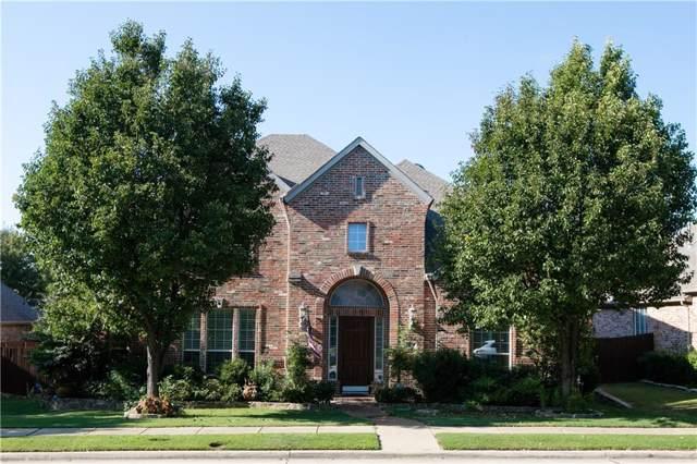 1819 Rice Court, Allen, TX 75013 (MLS #14161914) :: Kimberly Davis & Associates