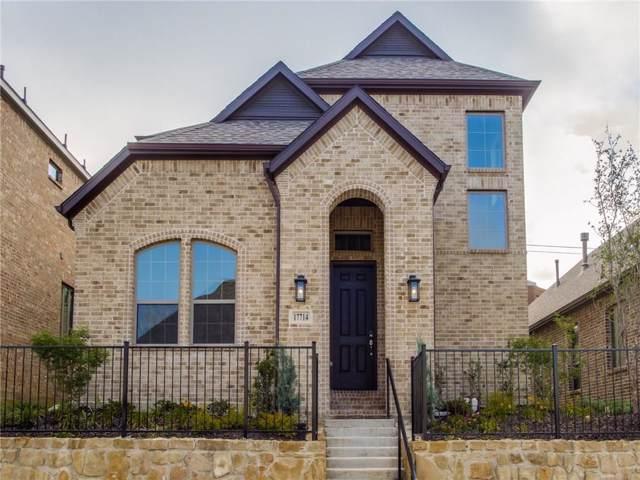 17676 Bottlebrush Drive, Dallas, TX 75252 (MLS #14161915) :: Kimberly Davis & Associates