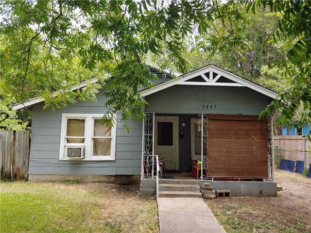 3445 Frazier Avenue, Fort Worth, TX 76110 (MLS #14161929) :: The Heyl Group at Keller Williams