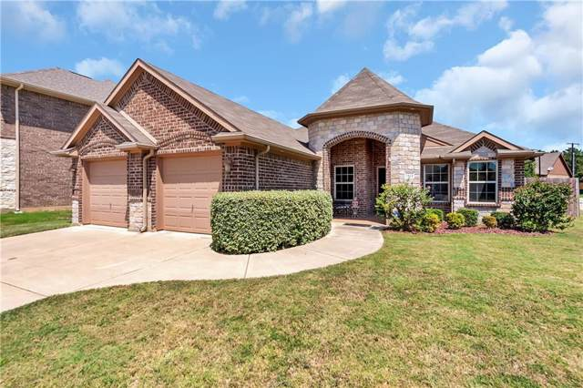 1813 Silver Oak Drive, Gainesville, TX 76240 (MLS #14161945) :: The Real Estate Station