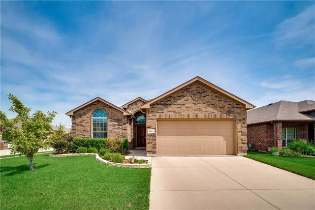 3013 San Fernando Drive, Fort Worth, TX 76177 (MLS #14161954) :: Kimberly Davis & Associates
