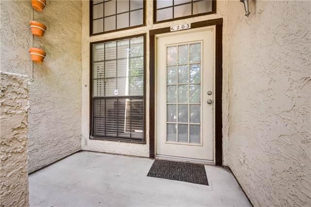 5590 Spring Valley Road G203, Dallas, TX 75254 (MLS #14161972) :: Tenesha Lusk Realty Group