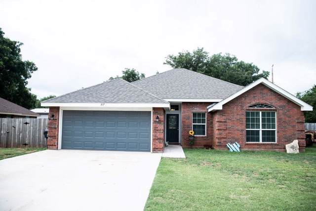 317 Third, Tuscola, TX 79562 (MLS #14161973) :: The Tierny Jordan Network