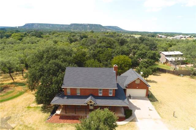 102 Tonkawa Trail, Buffalo Gap, TX 79508 (MLS #14161980) :: The Tierny Jordan Network