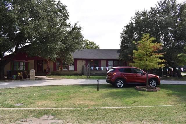 337 W Mccart Street, Krum, TX 76249 (MLS #14161996) :: Trinity Premier Properties