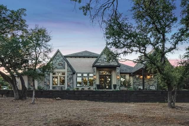 3406 Old Barn Court, Granbury, TX 76048 (MLS #14162003) :: The Heyl Group at Keller Williams