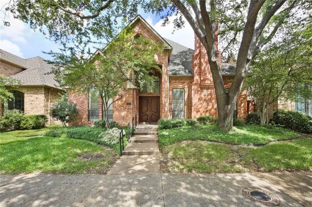 7310 Lane Park Drive, Dallas, TX 75225 (MLS #14162011) :: The Paula Jones Team | RE/MAX of Abilene