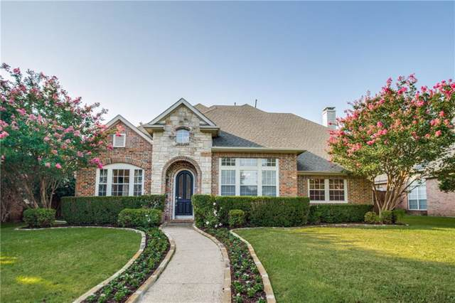 2124 Cliffside Drive, Plano, TX 75023 (MLS #14162028) :: The Real Estate Station