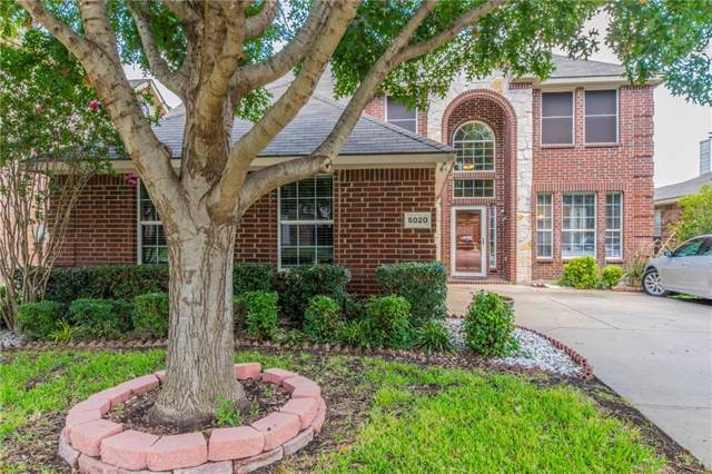5020 Marineway Drive, Fort Worth, TX 76135 (MLS #14162031) :: The Heyl Group at Keller Williams