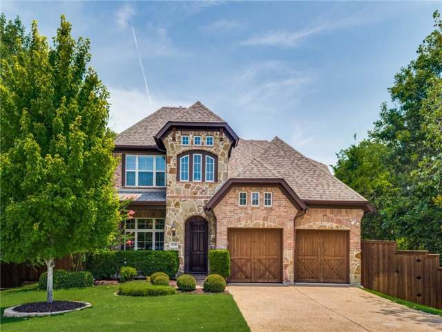 12250 Jackson Creek Drive, Dallas, TX 75243 (MLS #14162037) :: Century 21 Judge Fite Company