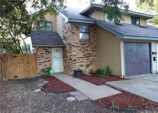 2633 Santa Barbara Drive, Grand Prairie, TX 75052 (MLS #14162063) :: Ann Carr Real Estate