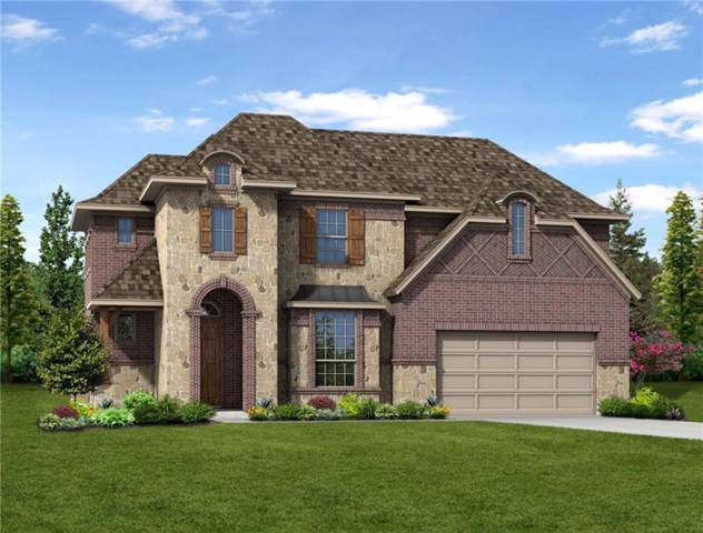 831 Orchard Drive, Prosper, TX 75078 (MLS #14162066) :: Real Estate By Design