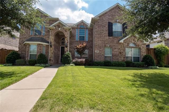 634 Silver Ridge Drive, Murphy, TX 75094 (MLS #14162068) :: Hargrove Realty Group