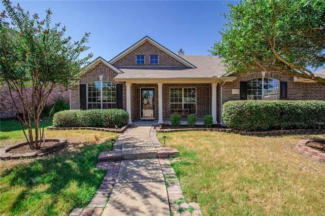 205 Edison Lane, Wylie, TX 75098 (MLS #14162075) :: Tenesha Lusk Realty Group