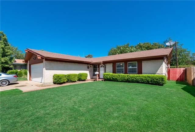 4015 Flamingo Way, Mesquite, TX 75150 (MLS #14162080) :: The Real Estate Station